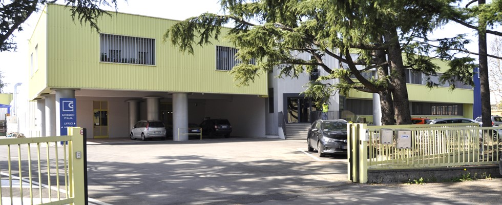 Ghibson Italia - Entry company headquarters